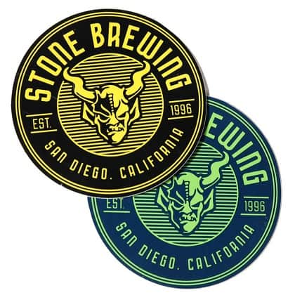 Stone Brewing Criterion Sticker