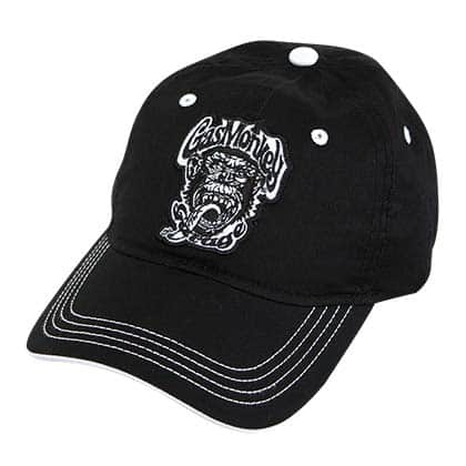 Gas Monkey Blue Logo Hat