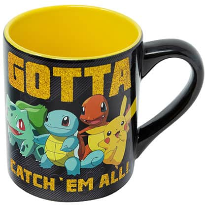 Pokemon Gotta Catch Them All 14 Ounce Mug