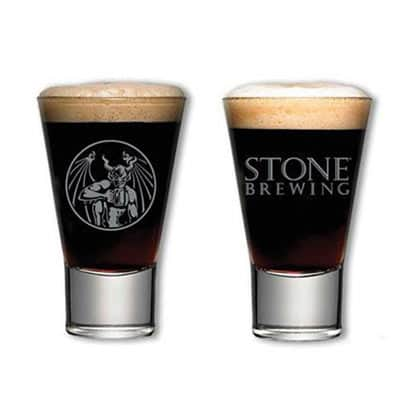 Stone Brewing Taster Glass